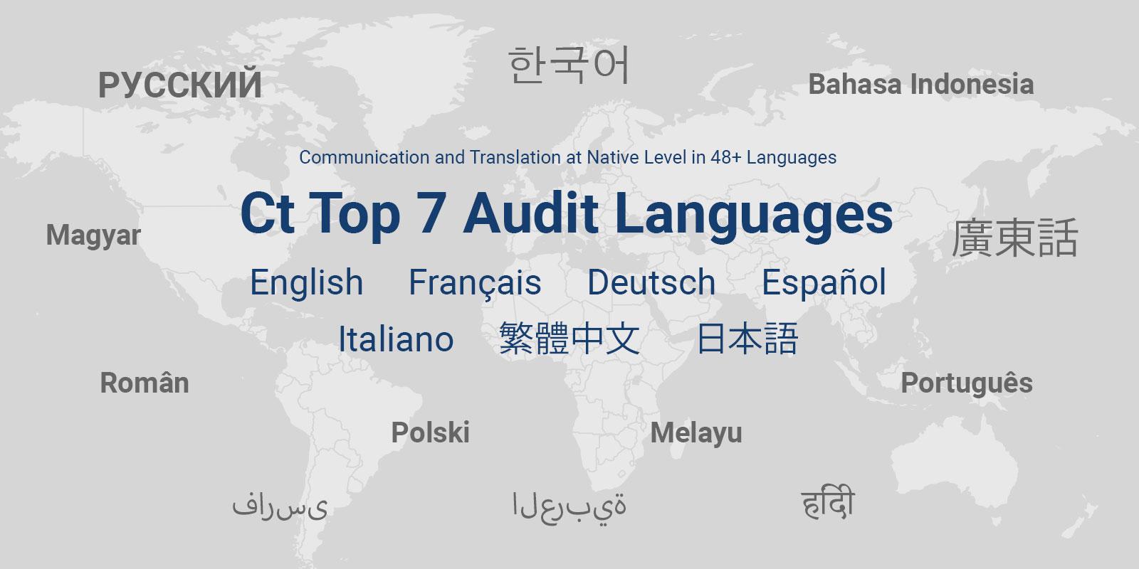 ct languages - Home - عربى